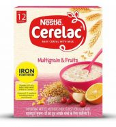 Baby Cereal with Milk (Nestle Multigrains & fruits)