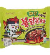Samyang Hot Chicken Jjajang Flavor