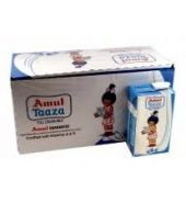 Amul Tazza Milk (Per Case)