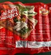 Chicken Sausages…