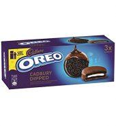 Oreo Cadbury…