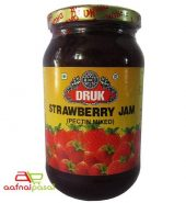 Druk strawberry jam 500g