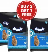 Drools food for cat 400g buy 2 get 1 free