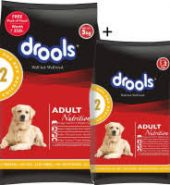 Drools adult dog food 400g buy 2 get 1 free