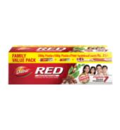 Dabur Red Paste, family Value Pack