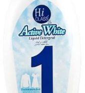 Hi Class Active White Liquid Detergent