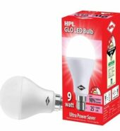 HPL GLO LED Bulb (9 watt)