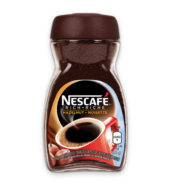 Nescafe coffee…