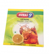 Jivraj lemon flavour iced tea