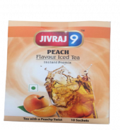 Jivraj Peach Flavour Iced Tea