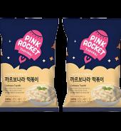 Pink Rocket Topokki Packet ( Carbonora)