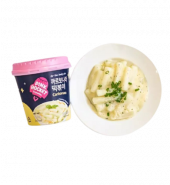 Pink Rocket Toppokki cup (Mac & Cheese)
