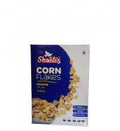 Shanti's cornflakes frosted 375gm