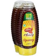 Dabur honey Squeezy buy1get1free ( 400gm )