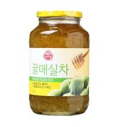 Korean Honey Plum Tea 1kg
