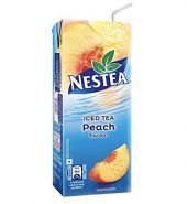 Nestea Iced Tea Peach flavor0