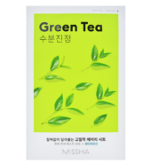 MISSHA AIRY FIT SHEET MASK [GREEN TEA]