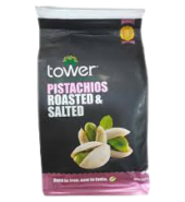 Tower Nuts & Dry Fruits Pistachios Roasted & Salted 250g