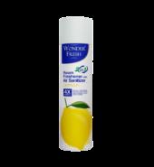 Wonder Fresh Room Freshener Lemon