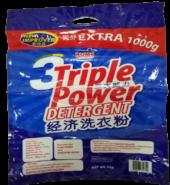 Triple Power…
