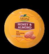 Veda Honey & Almond skin moisturizing cream with vitamin E 100g