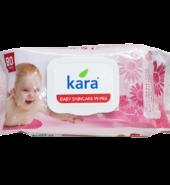 Kara Baby Skincare Wipes 80N
