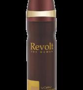 Revolt For…